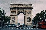 Paris: Stadt (Arc de Triomphe)
