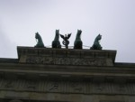 Berlin: Brandenburger Tor (Quadriga)