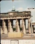 Berlin: 1984 (brandenburger tor)